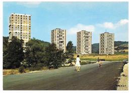 55 - LIGNY EN BARROIS - Les Aouisses - Ed. MAGE N° 558.A.15 - Ligny En Barrois