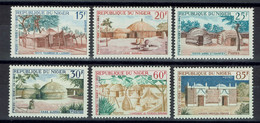 Niger - Réf. Yvert - Postes N° 150/155 - Neufs - XX - MNH  -TB - - Niger (1960-...)