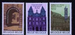 België 2007 - 3673/3675** - POSTFRIS - NEUF SANS CHARNIERES - MNH - POSTFRISCH - Ungebraucht