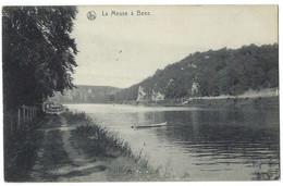 Belgique - BEEZ - La Meuse Avec Les Vue Sur Les Rochers De Marche-les-Dames - Namur
