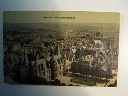 D58D  NEVERS Vue Panoramique 1910 - Nevers