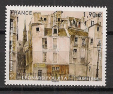 France - 2018 - N° Yv. 5200 - Léonard Foujita - Neuf Luxe ** / MNH / Postfrisch - Ungebraucht