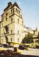 46 Cahors La Cathédrale Saint Etienne Façade Occidentale (carte Vierge) - Cahors