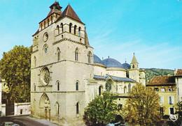 46 Cahors La Cathédrale (carte Vierge) - Cahors