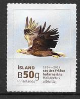 Islande 2014, N°1343 Neuf Oiseau Pygargue - Nuovi