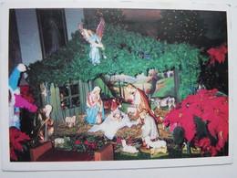 Crib / Detroit  Church /  Polish Postcard - Andere