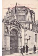 PARIS - Vieux Paris - Ancienne Ecole De Chirurgie - Actuellement Ecole Nationale Des Arts Décoratifs - Formación, Escuelas Y Universidades