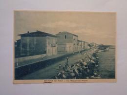 Marina Di Pisa. - Via Repubblica Pisana. (19 - 10 - 1941) - Other Cities