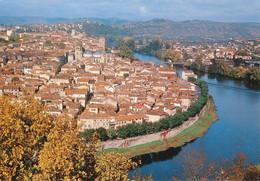 46 Cahors La Cité Médiévale (carte Vierge) - Cahors