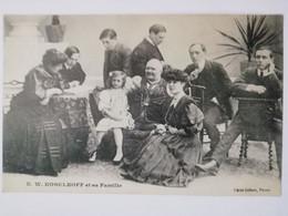 N.W.KOBELKOFF Et Sa Famille - Artiesten