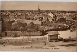 LA ROCHE BERNARD - Vue Générale - RAIL, GARE - CPA TBon Etat (voir Scan) - La Roche-Bernard