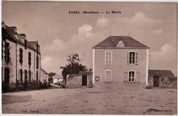 FEREL - La Mairie - CPA TBon Etat (voir Scan) - Other Municipalities