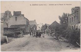 ASSERAC - Arrivée Par La Route De Pénestin - CPA TBon Etat (voir Scan) - Other Municipalities