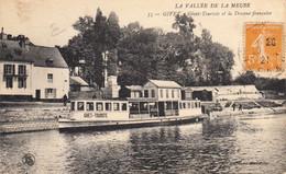 Givet - Givet Touriste Et La Douane Française / LS Hautmont - Givet