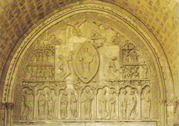 46 Cahors Cathédrale Saint Etienne Portail Nord 1135 (carte Vierge) - Cahors