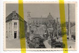 85 VENDEE AIZENAY Arrond. LE ROCHE SUR YON OCCUPATION ALLEMANDE PHOTO ALLEMANDE MILITARIA 1939/1945 WK2 WW2 - Aizenay
