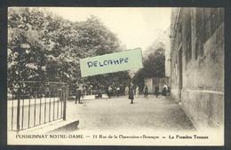 Besançon - Pensionnat Notre-Dame - 11 Rue De La Convention - La Première Terrasse - Besancon