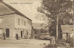 La Gleize    Ferme De Wérimont - Stoumont