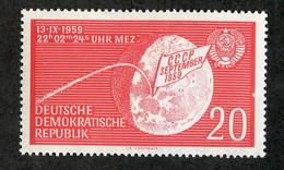 DDR 5327 1959  Mi.# 721** Offers Welcome! - Ungebraucht