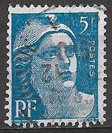 France 1947. Scott #579 (U) Marianne - 1945-54 Marianne De Gandon