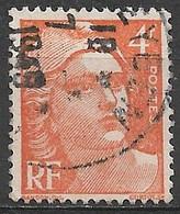 France 1948. Scott #596 (U) Marianne - 1945-54 Marianne De Gandon