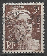 France 1945. Scott #539 (U) Marianne - 1945-54 Marianne De Gandon