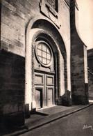 4895 Carte Postale CHABLIS  Eglise  Saint Martin Entrée Principale      89 Yonne - Chablis