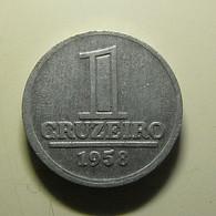 Brazil 1 Cruzeiro 1958 - Brésil
