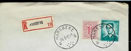 Doc. De HANSBEKE - A A - Du 25/05/69 En Rec. ( E ) - Landpost (Ruralpost)