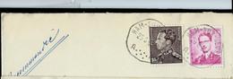 Doc. De HAM - SUR - HEURE - A A - Du 26/08/66 En Rec. ( E ) - Landpost (Ruralpost)