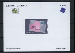 België NA24 - Antverpia 2010 - Europa 2010 - De Brief - La Lettre - BBKPH - FNIP - 2010 - Non-adopted Trials