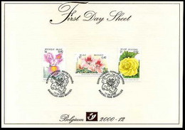 2000-12 - FDS - 2903/05 - Gentse Floraliën X - Fleurs - Andere