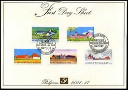 2001-17 - FDS - 3017/21 - Natuur - Grote Typische Boerderijen - Sonstige