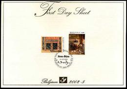 2002-5 - FDS - 3061/62 - Vrouw En Kunst - Anna Bijns - Anna Boch - Sonstige
