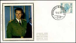 1743 - FDC Zijde - Koning Boudewijn  #1 - 1971-80