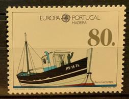 MADEIRA  - MNH**  - 1988  -  #  118 - Madeira