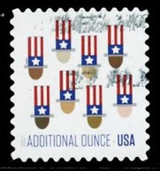 Etats-Unis / United States (Scott No.5174 - People Wearing Uncle Sam's Hat) (o) - Usados