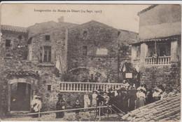 GARD INAUGURATION DU MUSEE DU DESERT 24 SEPT. 1911 - Altri Comuni