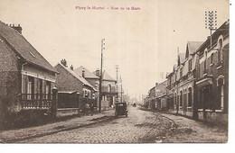02 - FLAVY LE MARTEL - Rue De La Gare - Sonstige Gemeinden