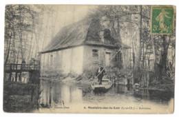 CPA 41 MONTOIRE SUR LE LOIR Robinson - Montoire-sur-le-Loir