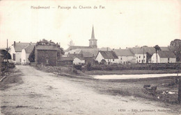 78532- Houdemont Passage Du Chemin De Fer - Habay