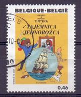 Belgie - 2007 - OBP - 3645 - 100ste Verjaardag Van De Geboorte Van Hergé - Kuifje - Gebraucht
