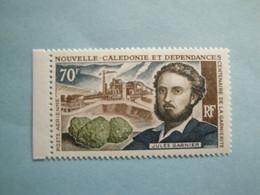 Nouvelle Calédonie 1967 Yv PA 95 MNH **   Michel 445  Scott C 54  SG 437  La Garniérite - Unused Stamps