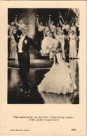 CPA Revuescene Uit De Film Dancing Lady Met Joan Crawford FILM STAR (1071272) - Actors