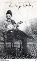 66 - Perpignan - Guitariste Catalan - Perpignan