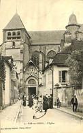 032 969 - CPA - France (10) Aube - Bar-sur-Seine - L'Eglise - Bar-sur-Seine