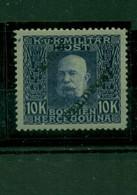 Österreich, Feldpost Bosnien Franz Joseph Nr. 21 Falz * - Nuovi
