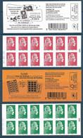 C - Marianne L'Engagée LV Nouveau Format De Feuilles + Prio Carnet Spectaculaire Datés (2020) Neuf** - Freimarke