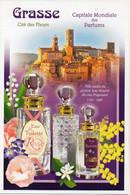 06 GRASSE Capitale Mondiale Des Parfums. Cité Des Fleurs. Ville Natale De Fragonard - 110199 - Edit. DeLap - TBE - Grasse