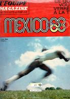 MEXICO 1968EQUIPE MAGAZINE N°24 - Sport